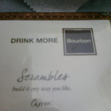 Drink More Bourbon DC