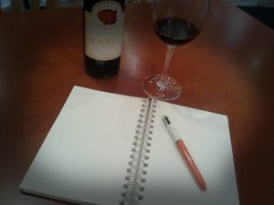 Wine & My Journal