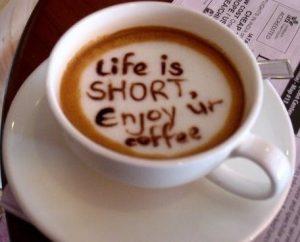 Mmmm...coffee!